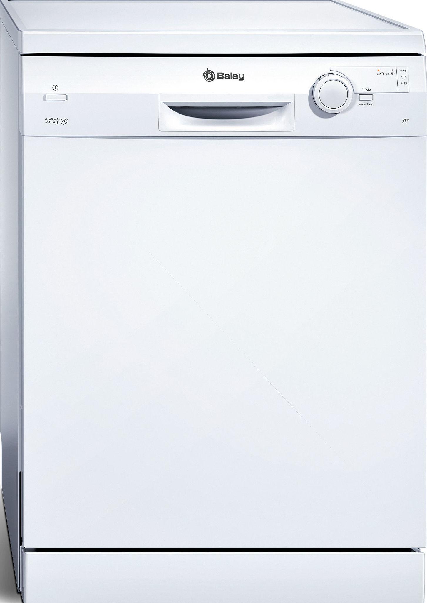 LAVAV. BALAY 3VS306BP BLANCO 5/P 12/C A+ ---295€: Productos y Ofertas de Don Electrodomésticos Tienda online
