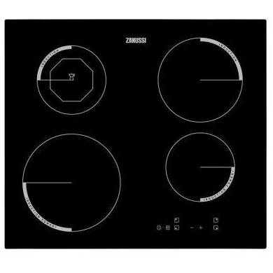 VITRO-INDP. ZANUSSI ZEI6840FBA 4/INDUC. S/MARCO ---249€: Productos y Ofertas de Don Electrodomésticos Tienda online
