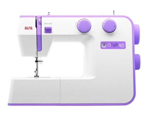 MAQUINA COSER ALFA STYLE 40 ---189€: Productos y Ofertas de Don Electrodomésticos Tienda online