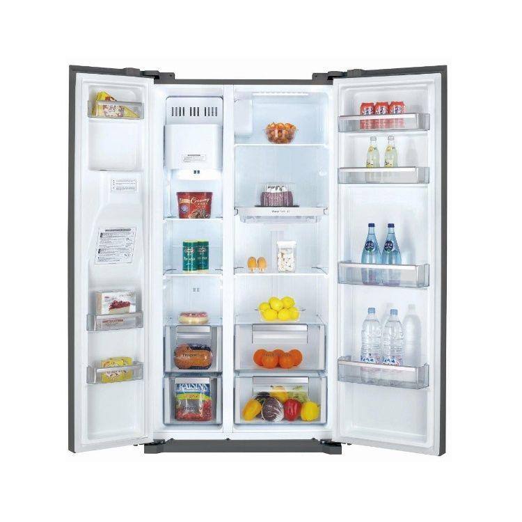 Frigorifico Daewoo FPN-Q19DVSI nevera puerta lado a lado ---859€: Productos y Ofertas de Don Electrodomésticos Tienda online