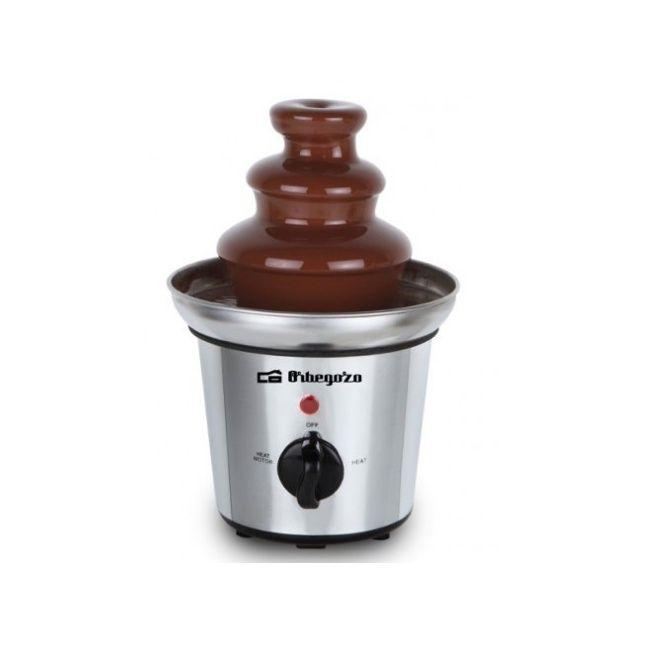 FUENTE CHOCOLATE ORBEGOZO FCH4000  INOX  40W ---22€: Productos y Ofertas de Don Electrodomésticos Tienda online