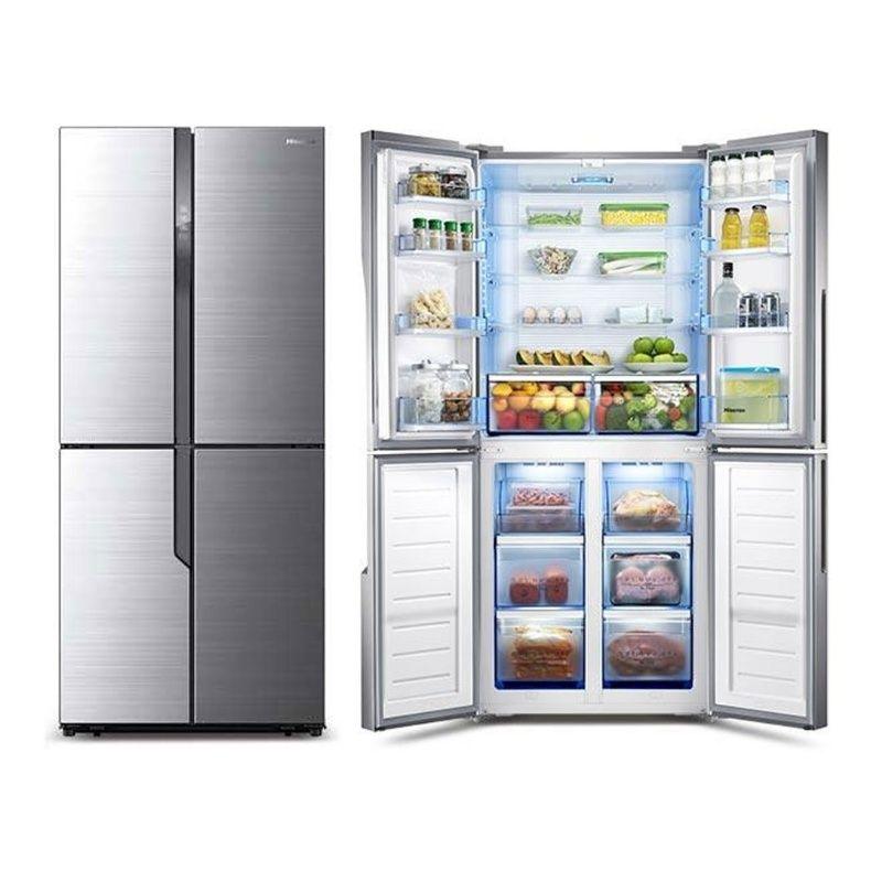 Frigorífico Americano Hisense RQ562N4AC1 ---865€: Productos y Ofertas de Don Electrodomésticos Tienda online