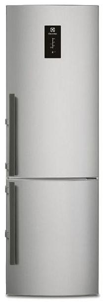 Frigorífico Combi Electrolux EN 3854OOX,FrostFree,200.5cm, Inox A+++ 579€: Productos y Ofertas of Don Electrodomésticos Tienda online
