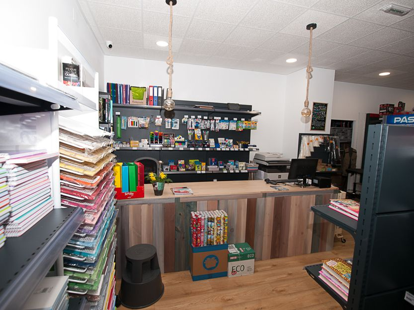 Librería, material escolar y de oficina en Puebla de Sanabria