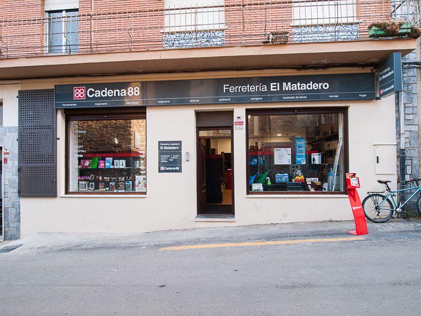Ferretería y papelería El Matadero en Puebla de Sanabria