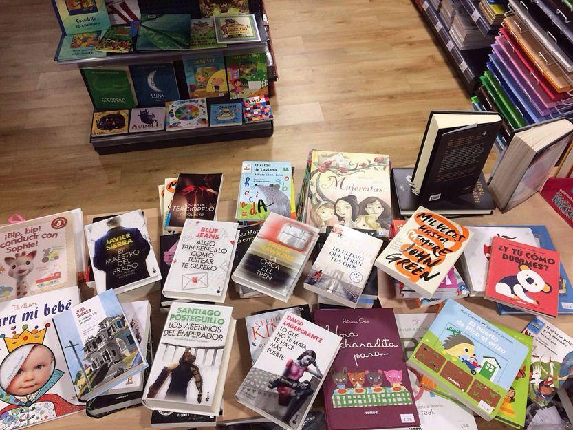 Librería en Puebla de Sanabria