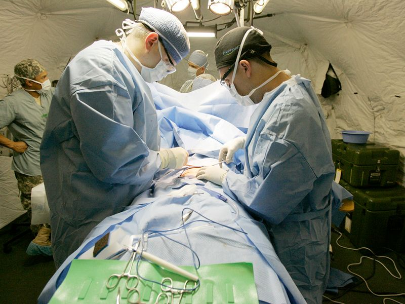 Quirófanos móviles y dispositivos de riesgo previsible: Servicios de Transamed servicios médicos