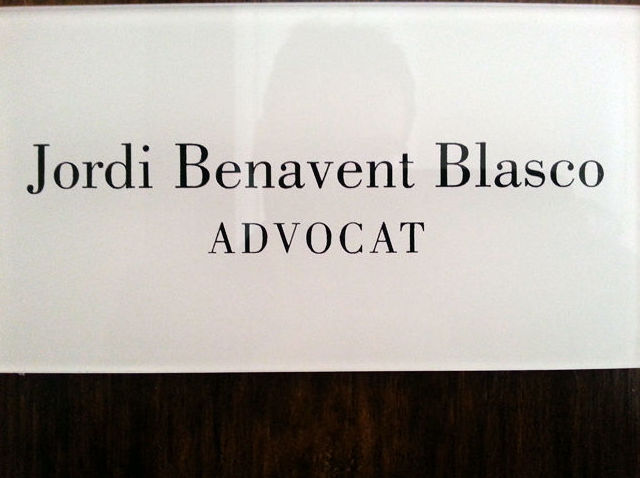 #Abogado  derecho civil en Barcelona|Benavent Blasco
