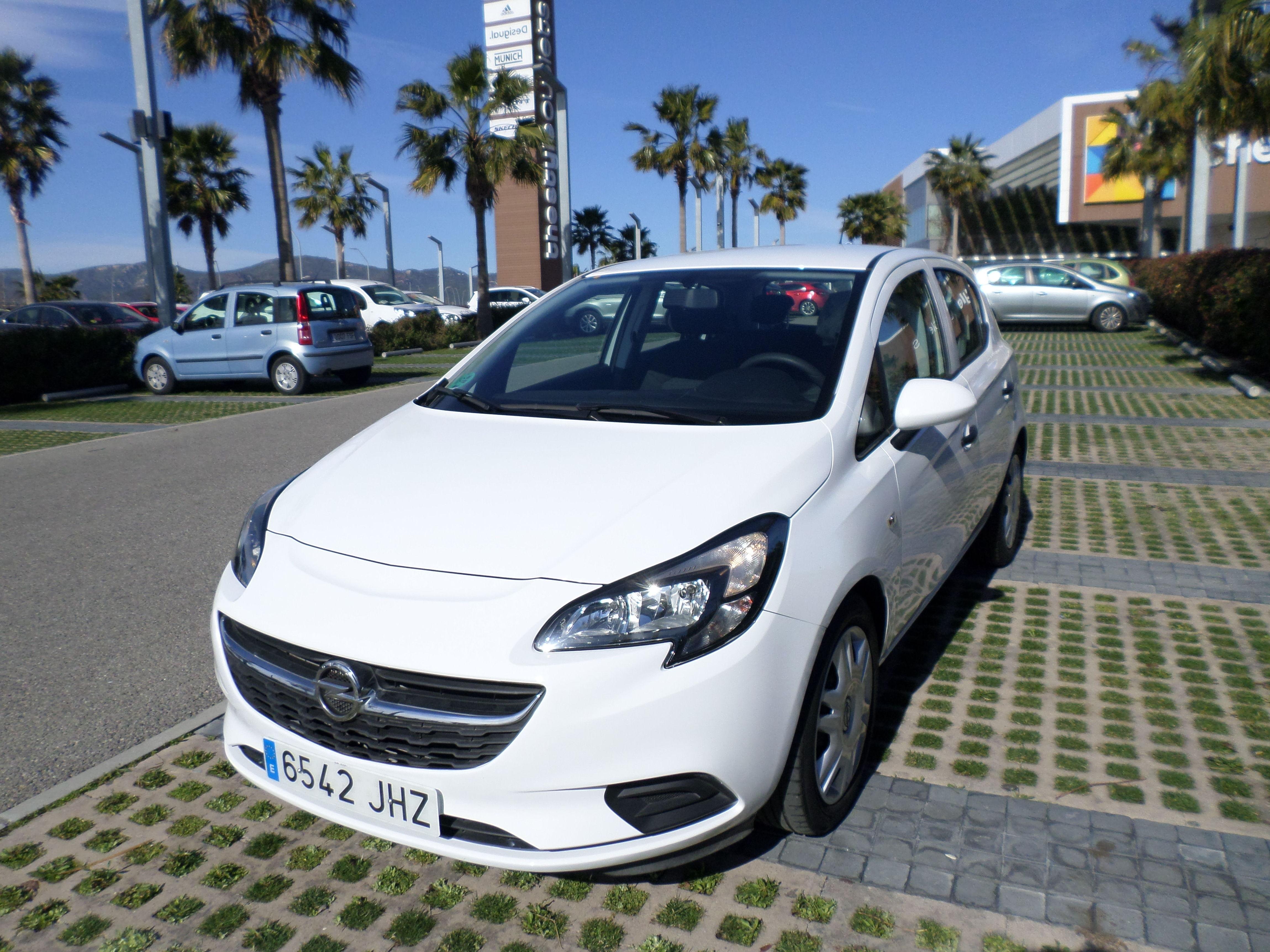 Opel Corsa 1.4 75cv año 2015 5400 kms: Servicios de reparación  de Automóviles y Talleres Dorado