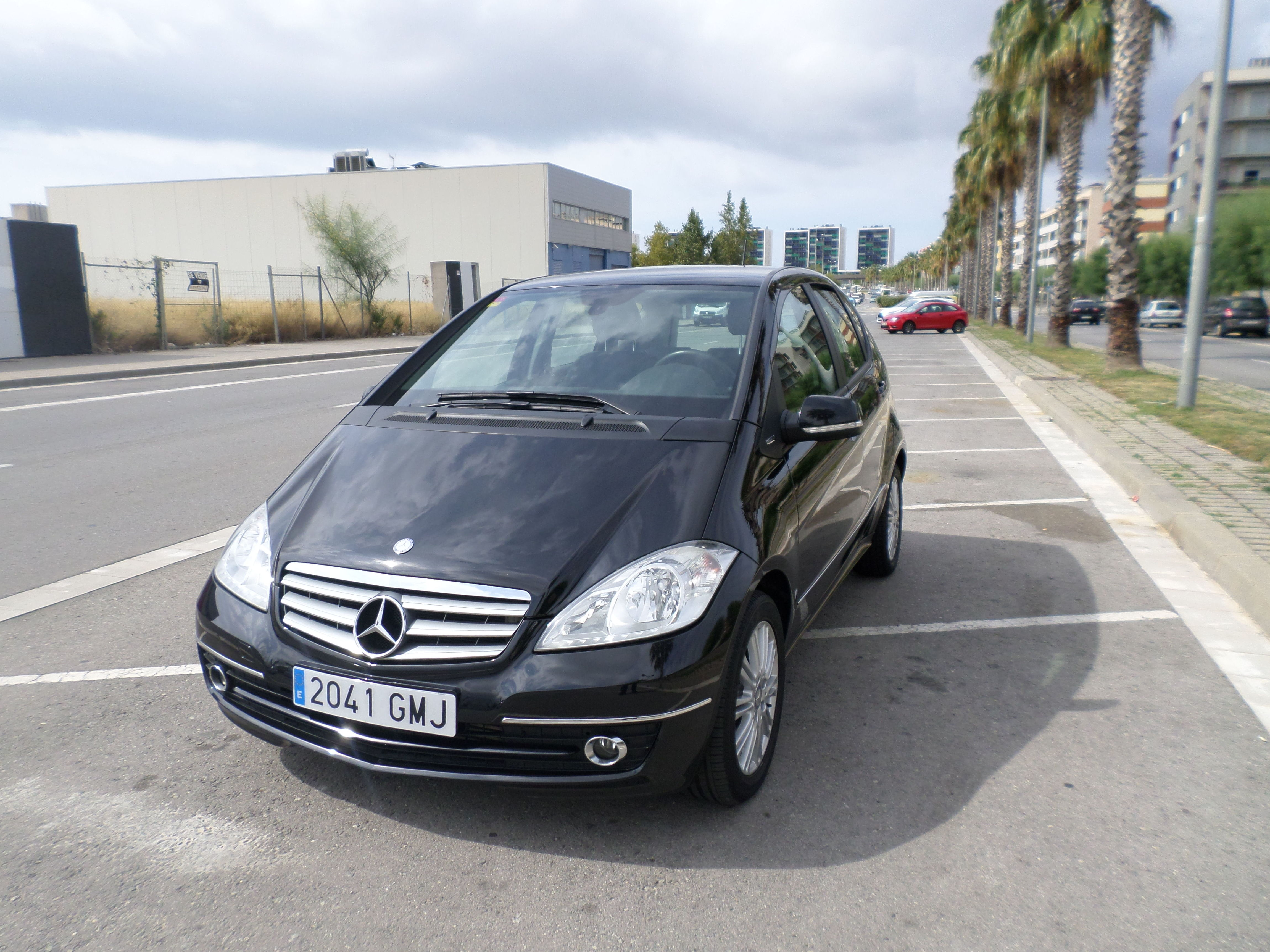 Mercedes Benz Clase A A 180 CDI elegance 5 p  pvp 8500 €uros: Servicios de reparación  de Automóviles y Talleres Dorado