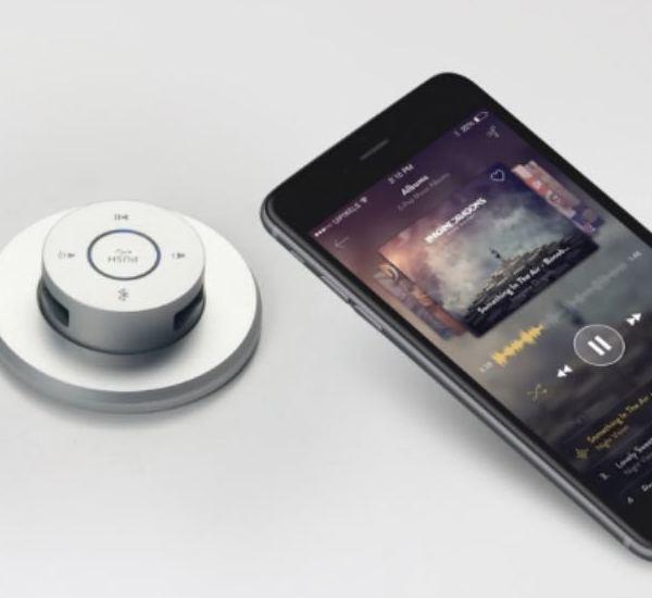 Conector para música del teléfono