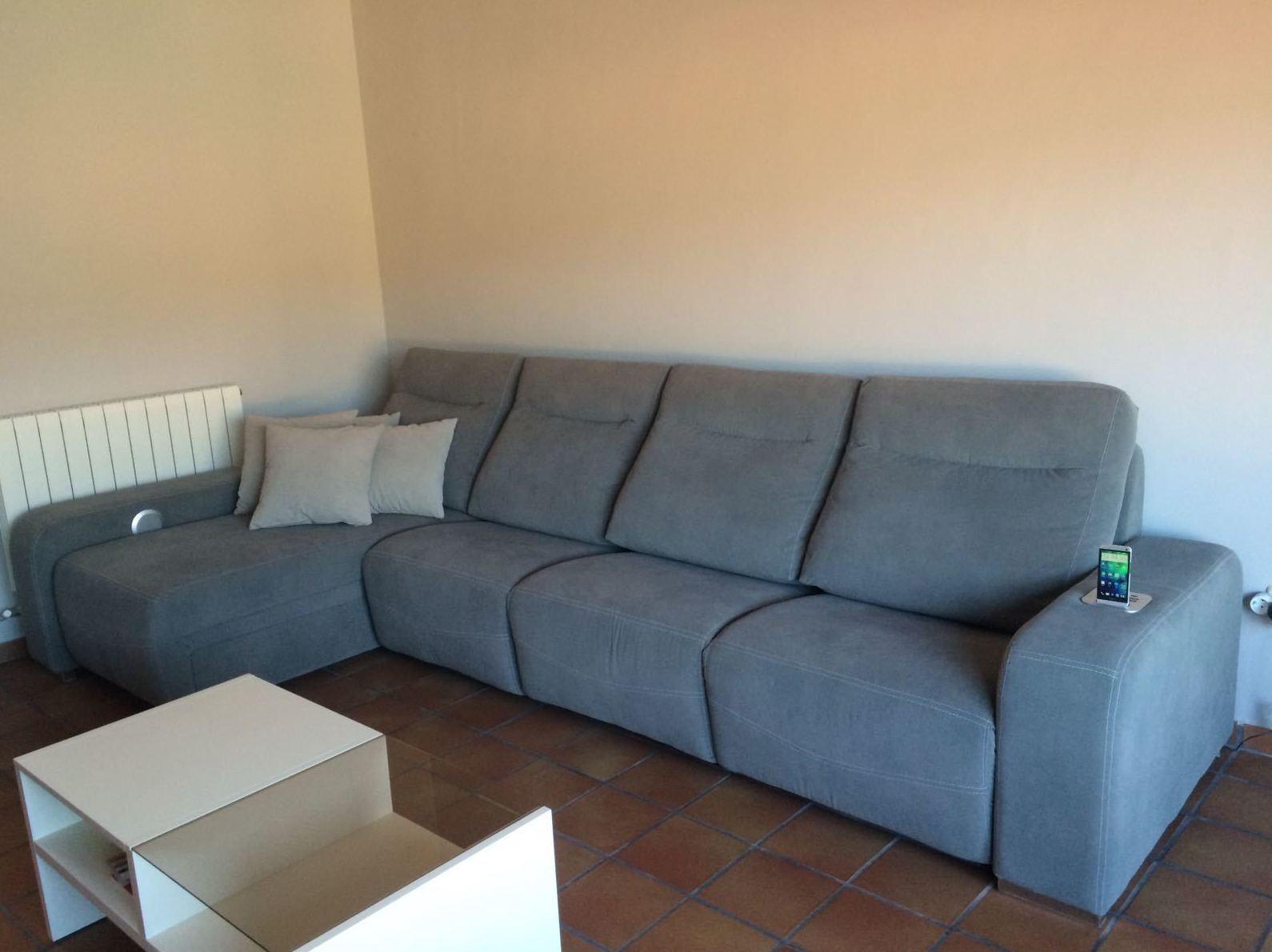 Fabricante de sofás en Murcia