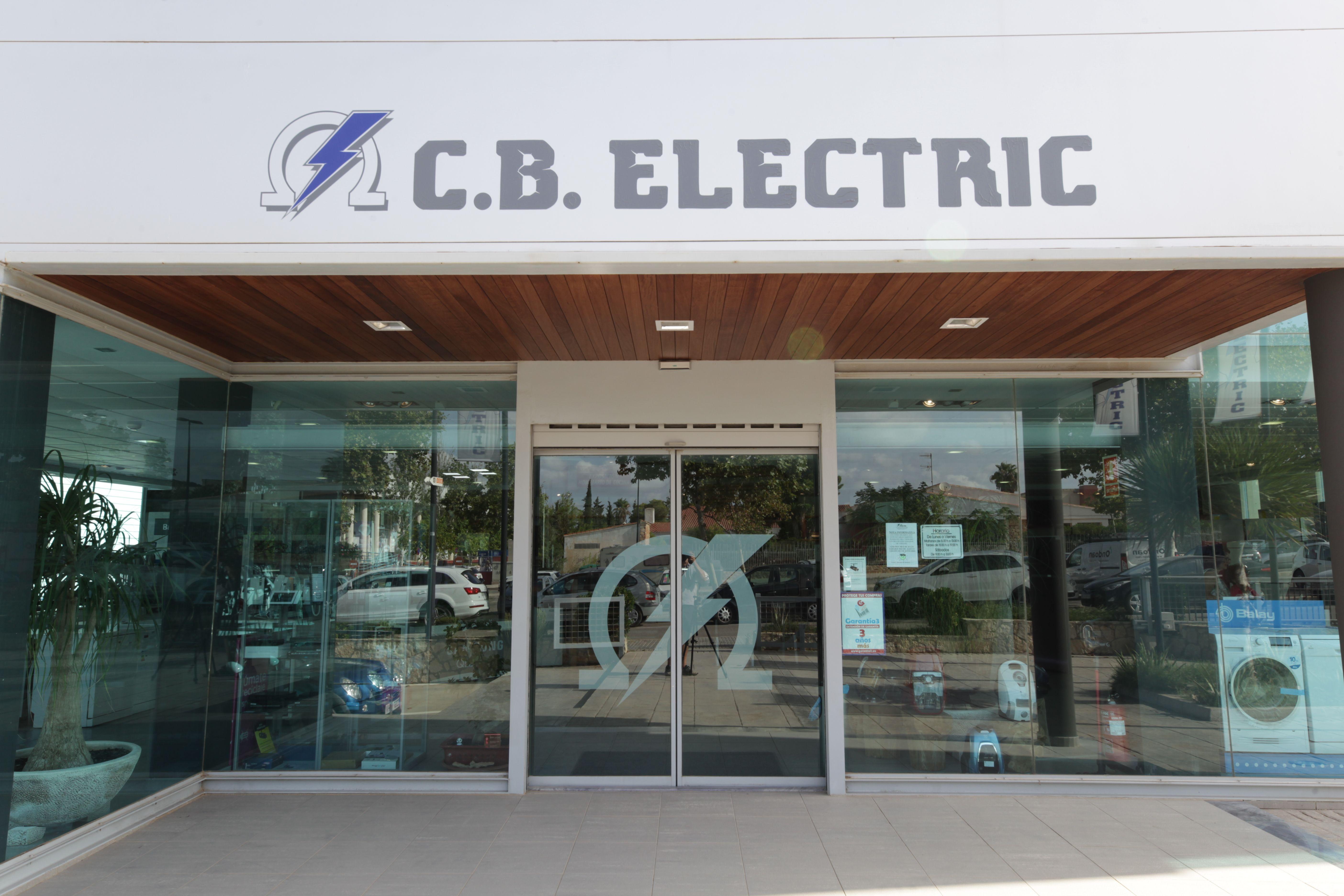 Fachada de C. B. Electric