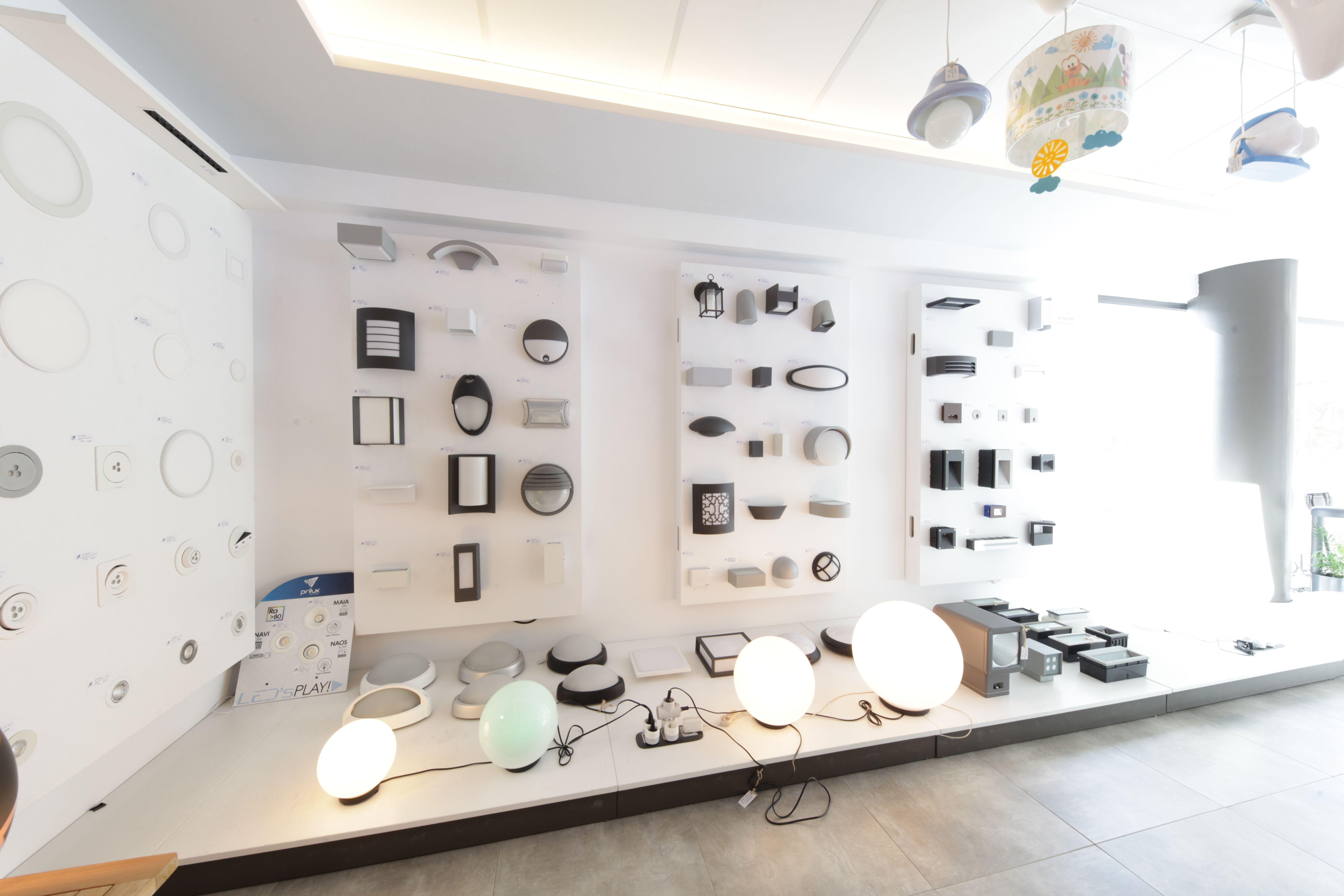 Mejor tienda de iluminación en Ibiza