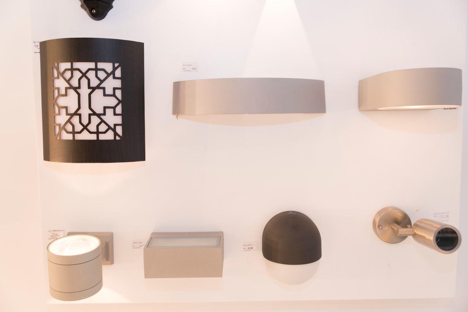 Lámparas de diseño en Ibiza