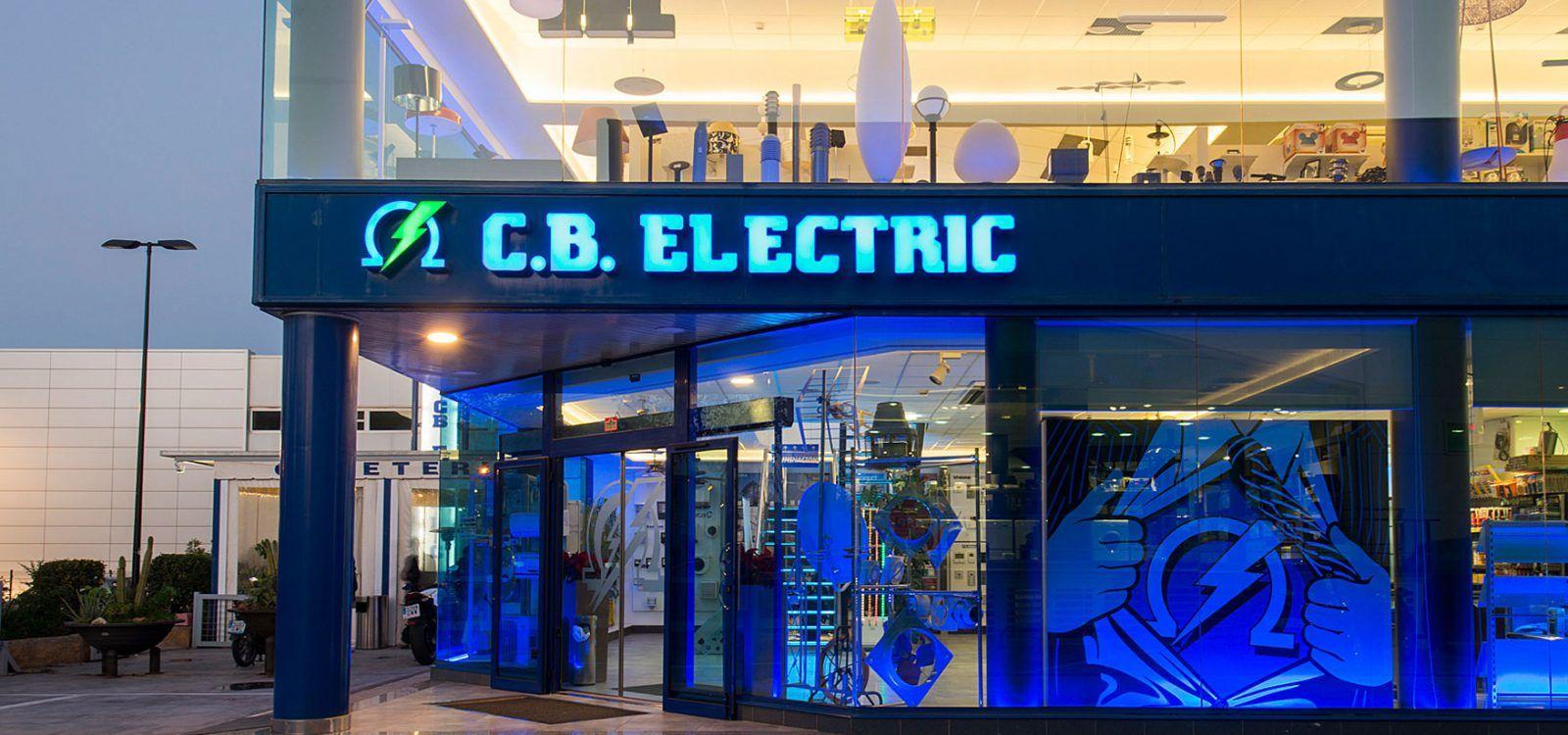 Material eléctrico en Ibiza