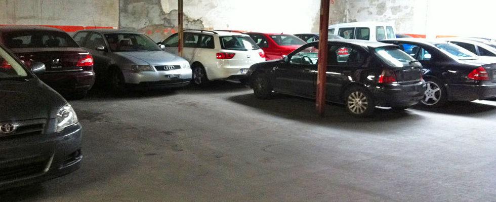 Garaje en Madrid