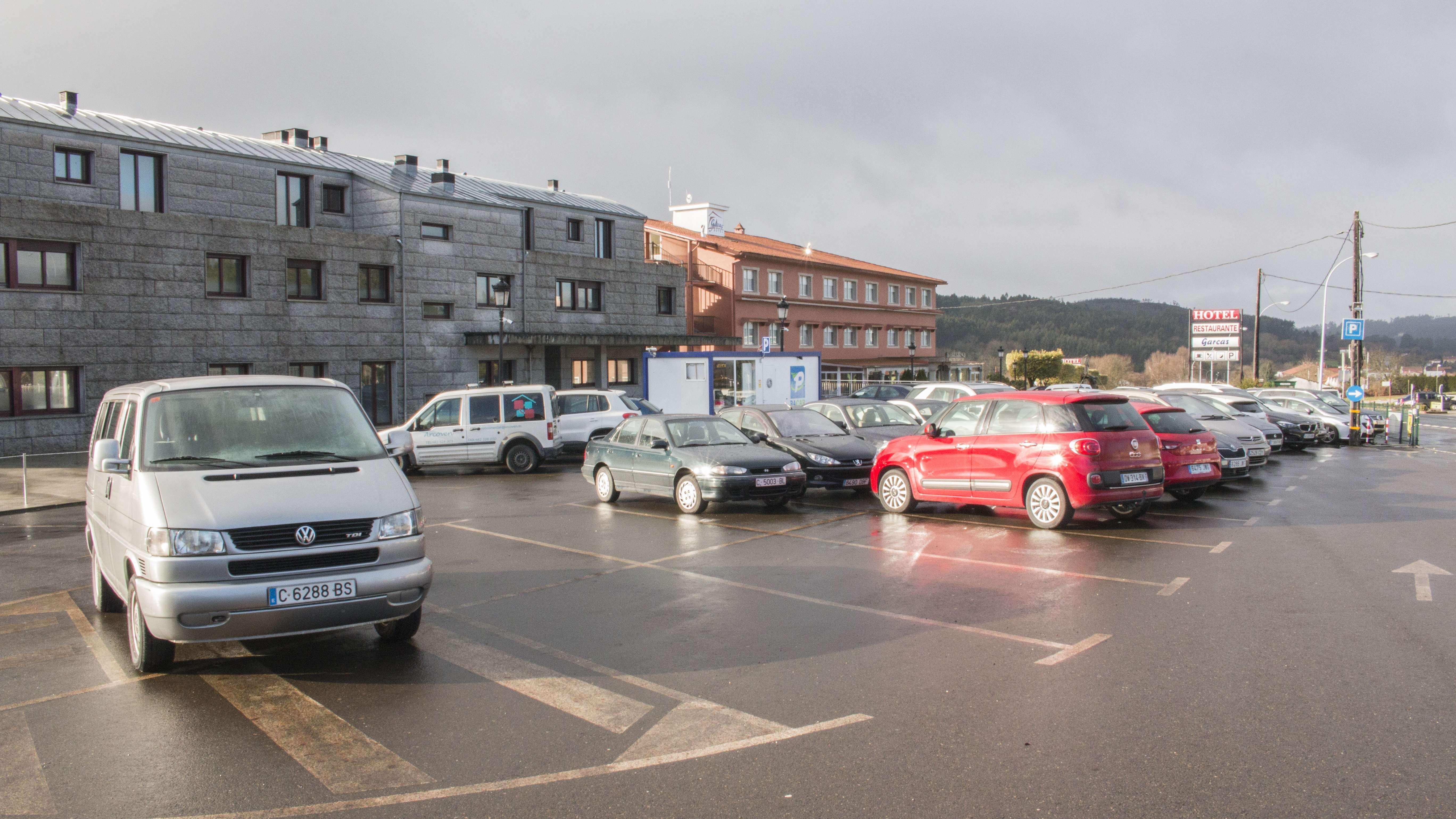 Nuestro parking, una opción económica para tu vehículo