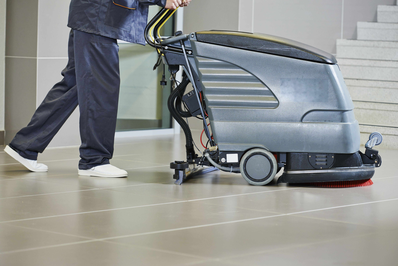 Limpieza de suelos: Servicios de Lanossa Limpiezas