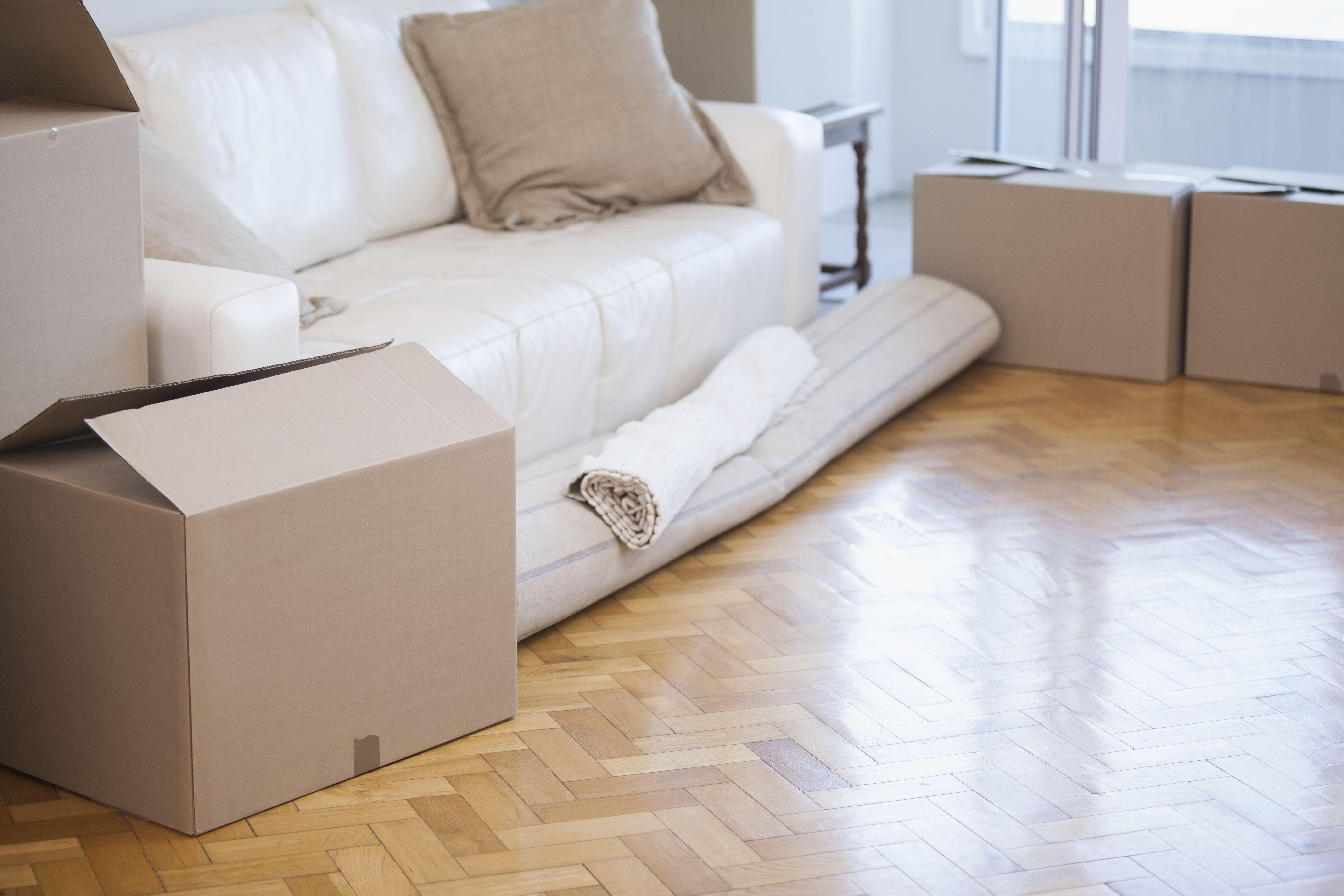 Recogida y retirada de muebles: Servicios de Lanossa Limpiezas