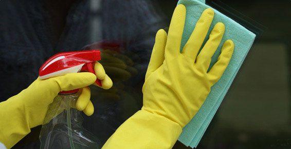 Limpieza de cristales: Servicios de Lanossa Limpiezas