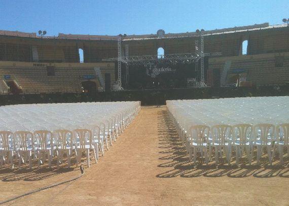 Foto 10 de Alquiler de sillas, mesas y menaje en Jerez de la Frontera | Alquileres Soto-Arriaza, S.L.