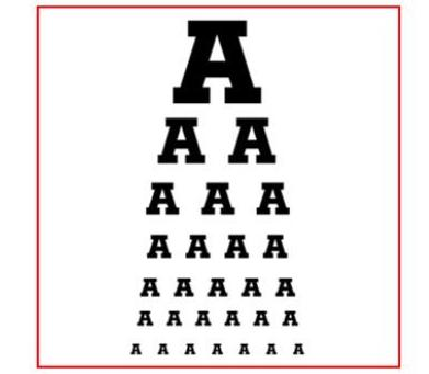 Gabinete optométrico: Catálogo de Centro Óptico Romero