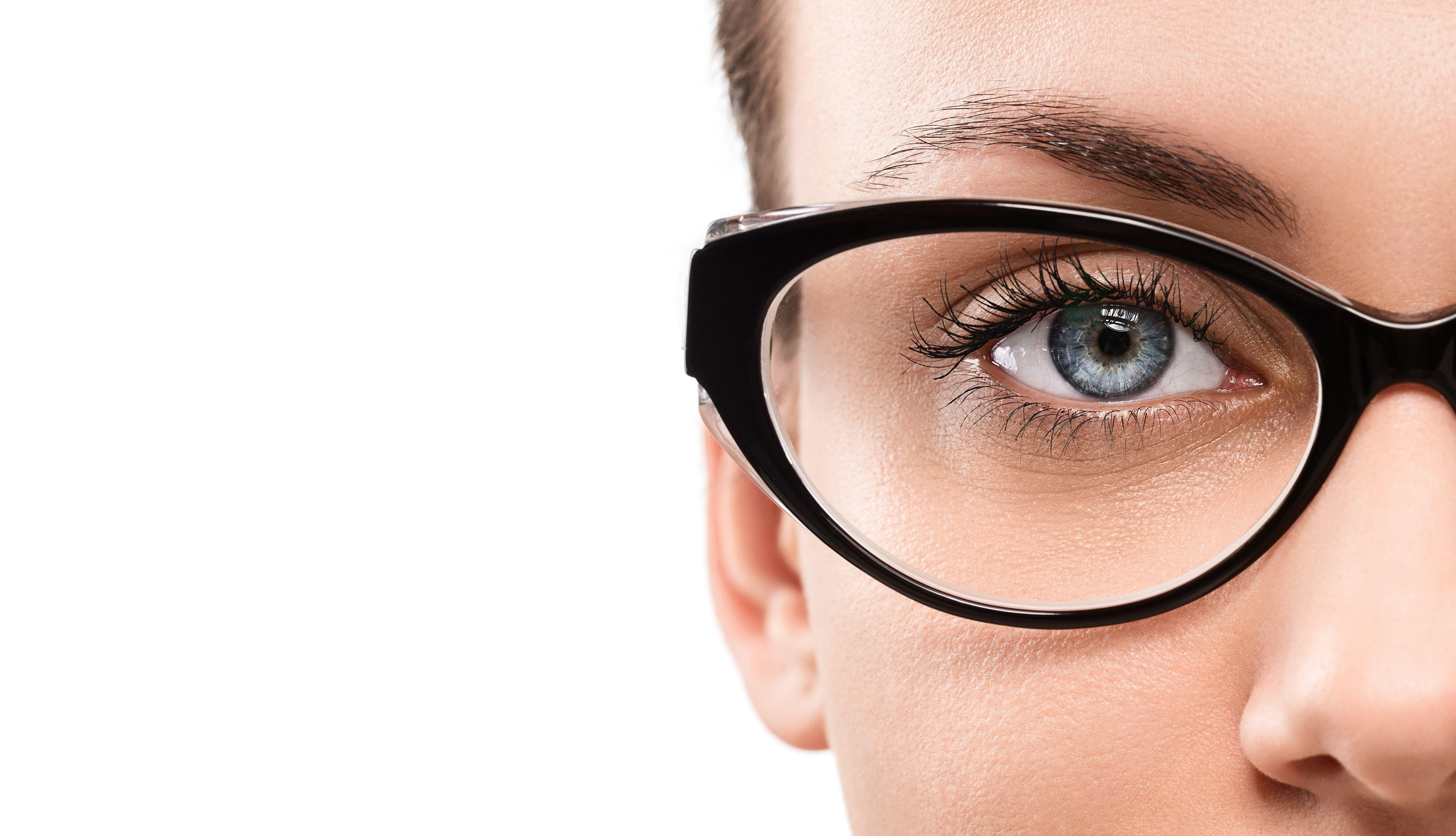Múltiples diseños de gafas graduadas