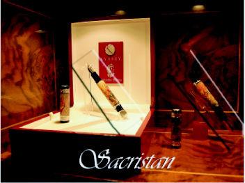 Foto 5 de Plumas y bolígrafos en Madrid | Estilográficas Sacristán
