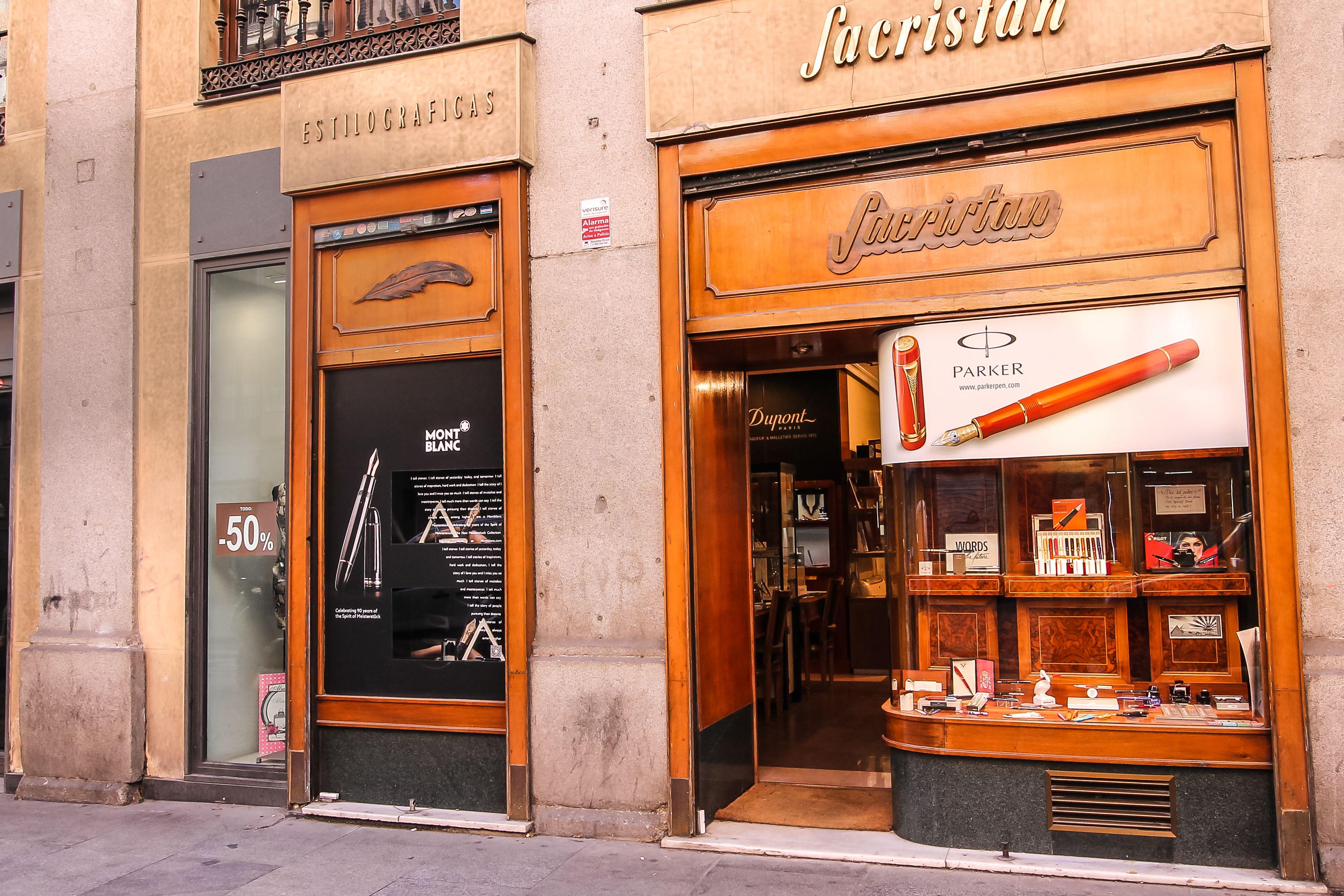 Foto 4 de Plumas y bolígrafos en Madrid | Estilográficas Sacristán