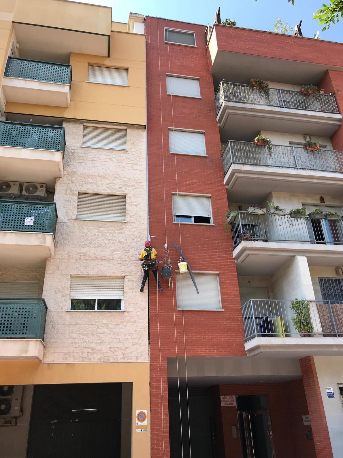 Foto 15 de Fachadas en Molina de Segura | Vertimur