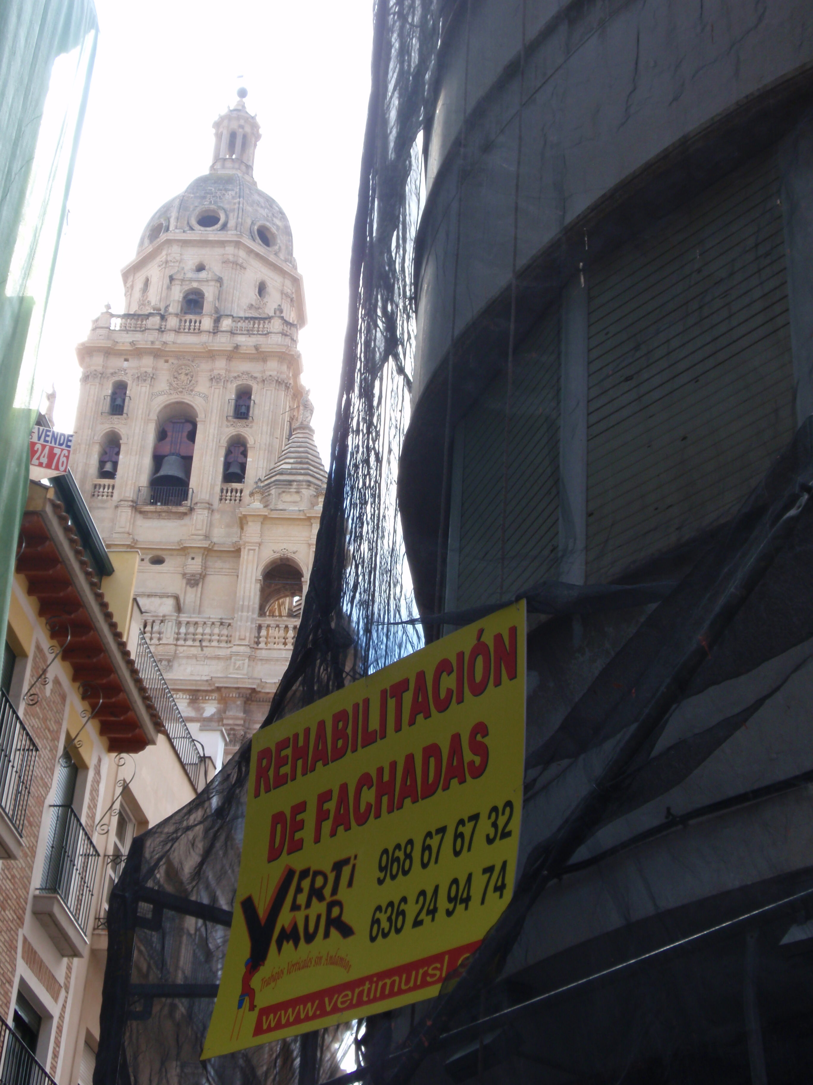 Foto 21 de Fachadas en Molina de Segura | Vertimur