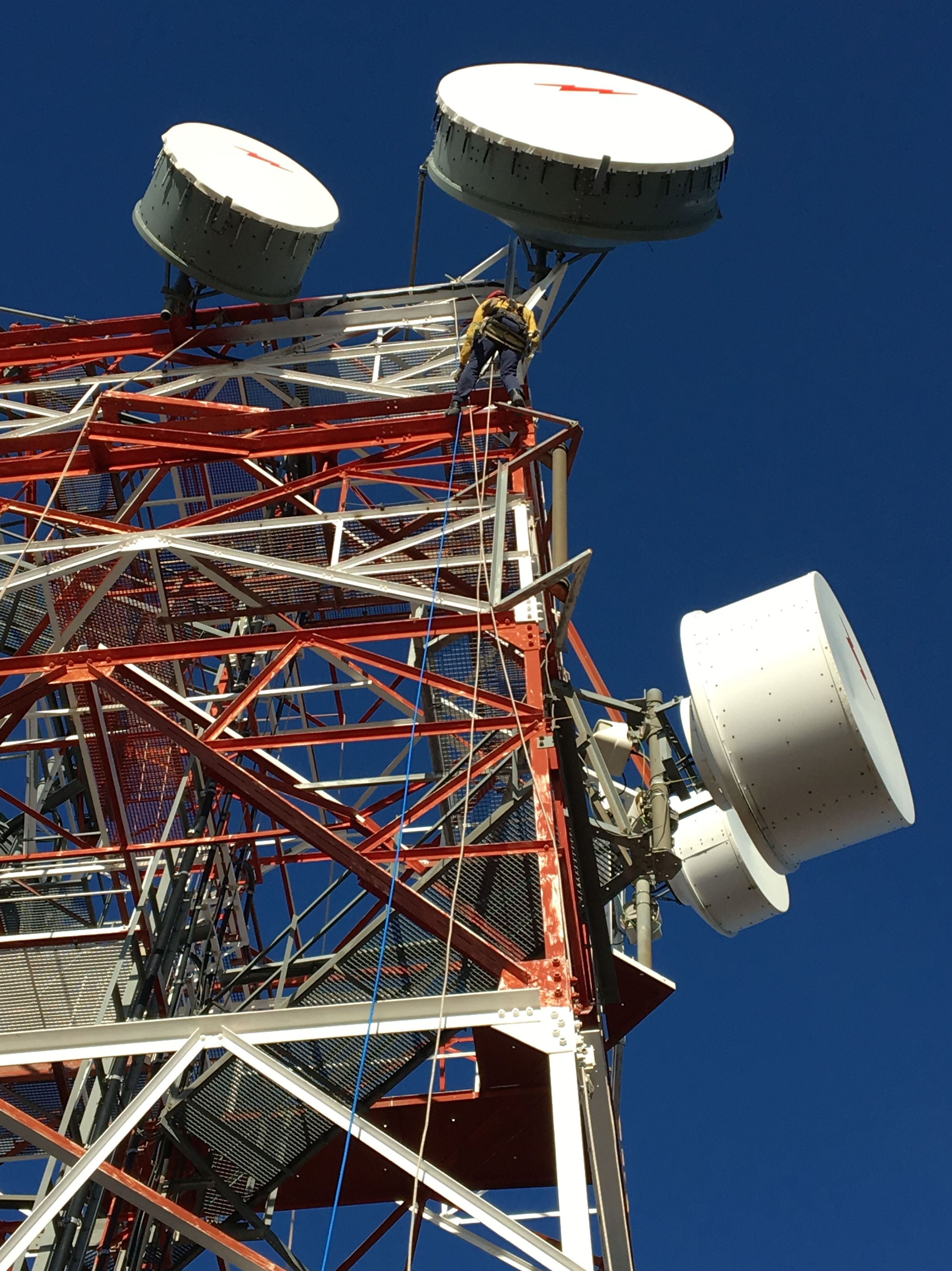 PINTURA DE TORRE DE TELECOMUNICACIONES: Nuestros Servicios de Vertimur