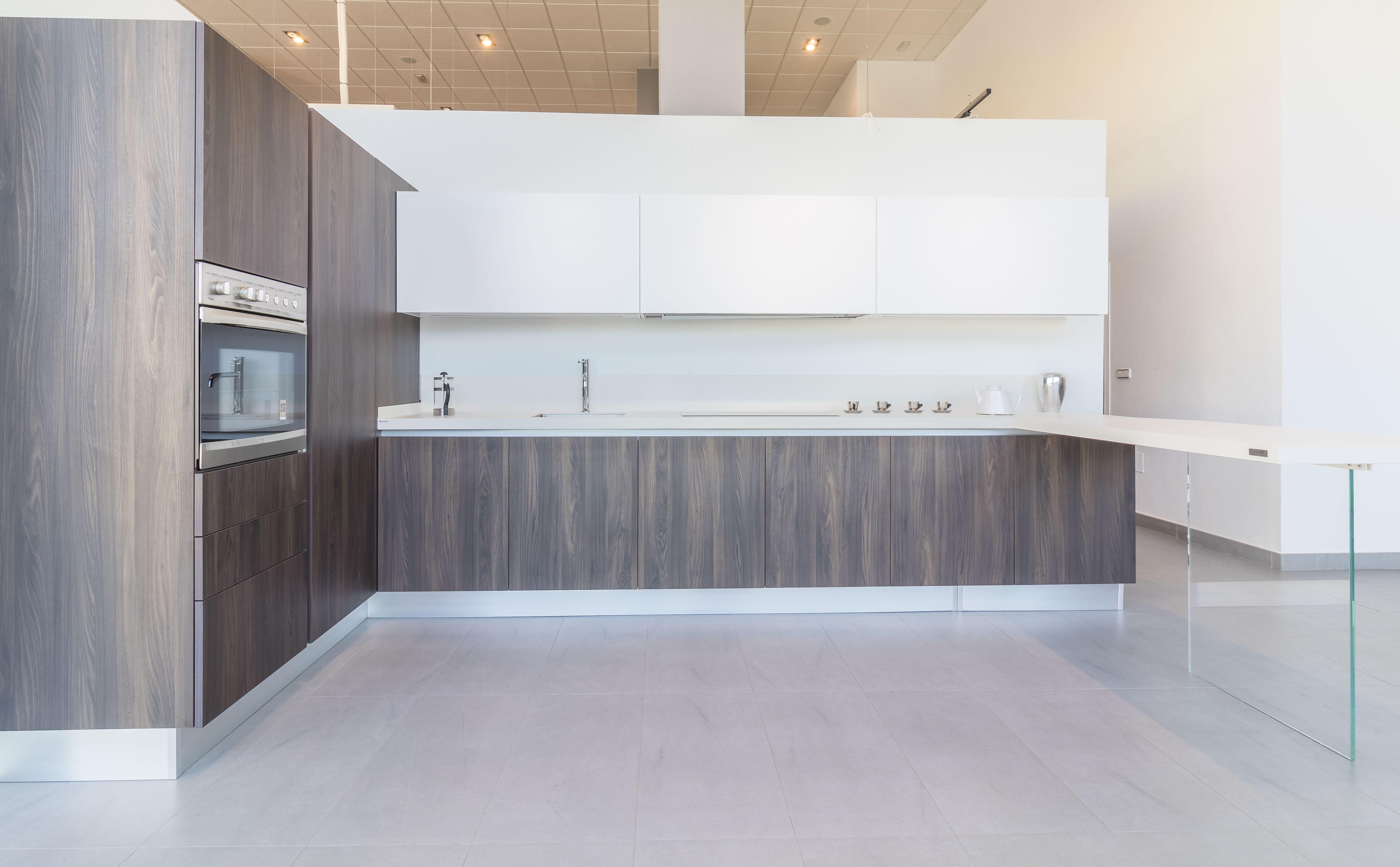 Venta de mobiliario para cocinas y baños