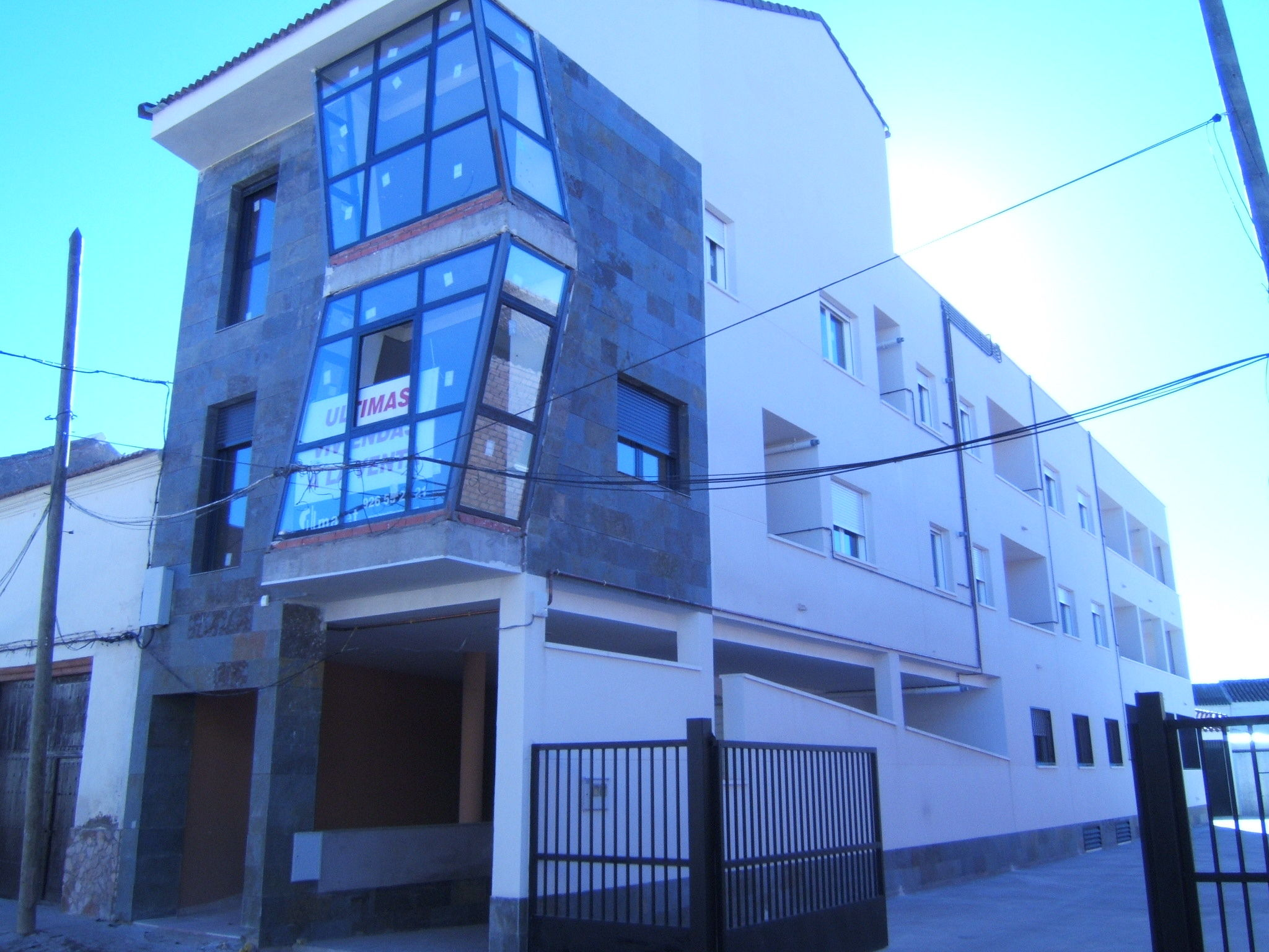 Edificio de viviendas en Alcázar de San Juan
