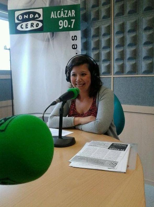 Mª Ángeles Ramos, arquitecto de Planos y Obras.