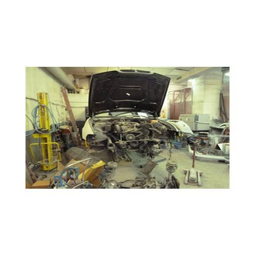 Restauración de vehículos antiguos: Servicios  de Carrocerías F. Mora