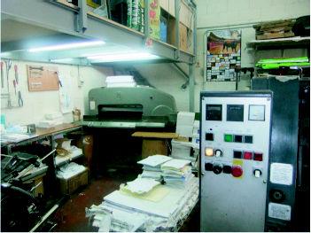 Foto 5 de Imprentas en Fuenlabrada | Imprenta Jaspe