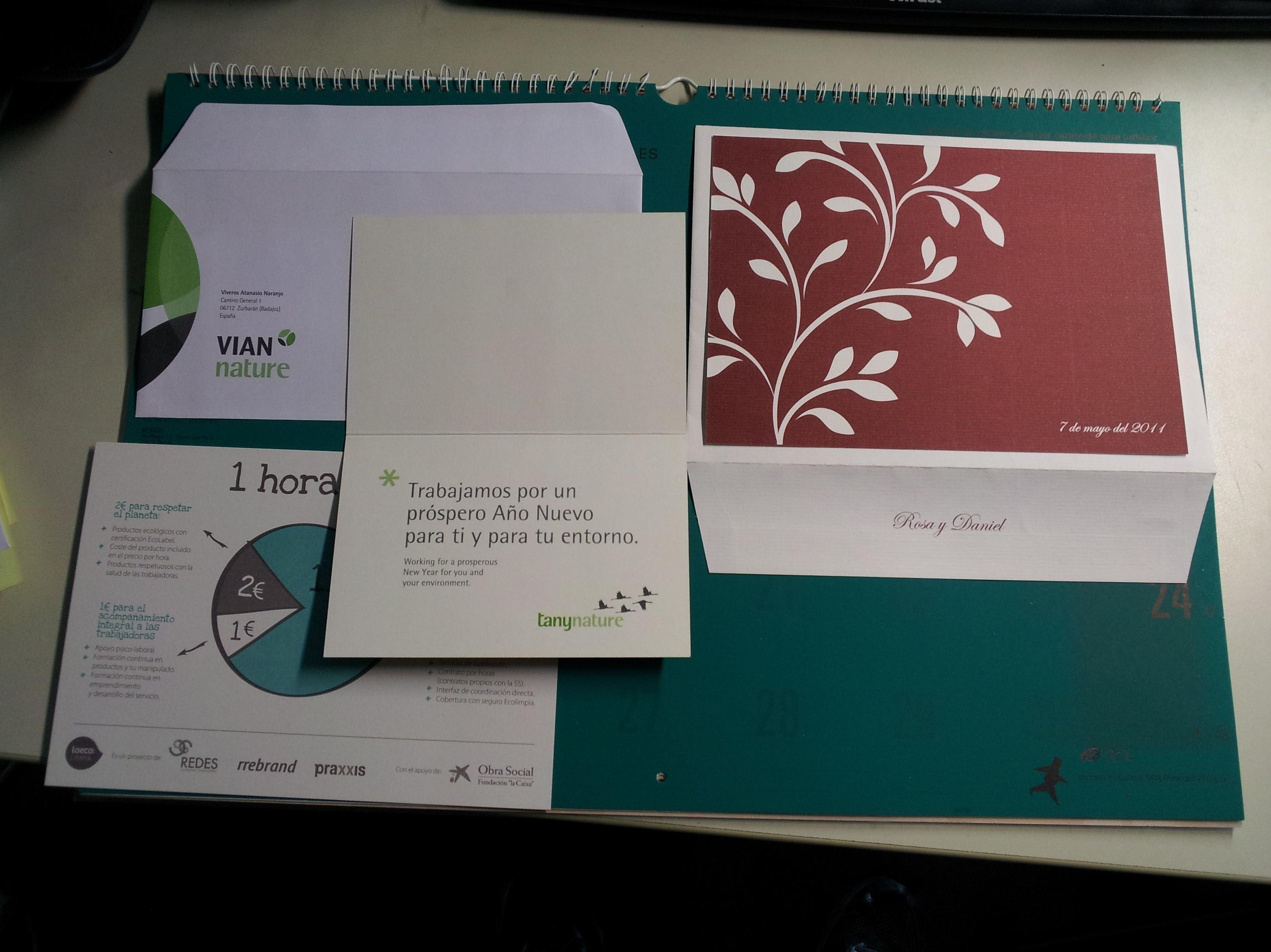 Impresión de sobres personalizados