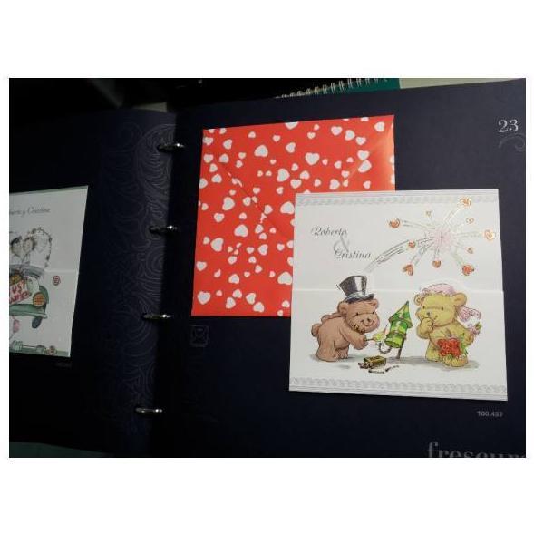 Invitaciones: Catálogo de Imprenta Jaspe