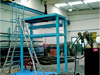 Foto 9 de Calderería industrial en Iurreta | IRIARTE Burdin Lanak