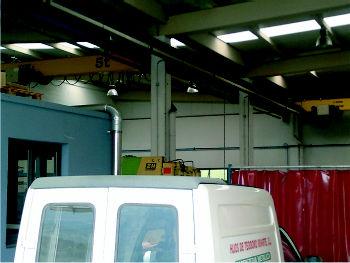 Foto 10 de Calderería industrial en Iurreta | IRIARTE Burdin Lanak
