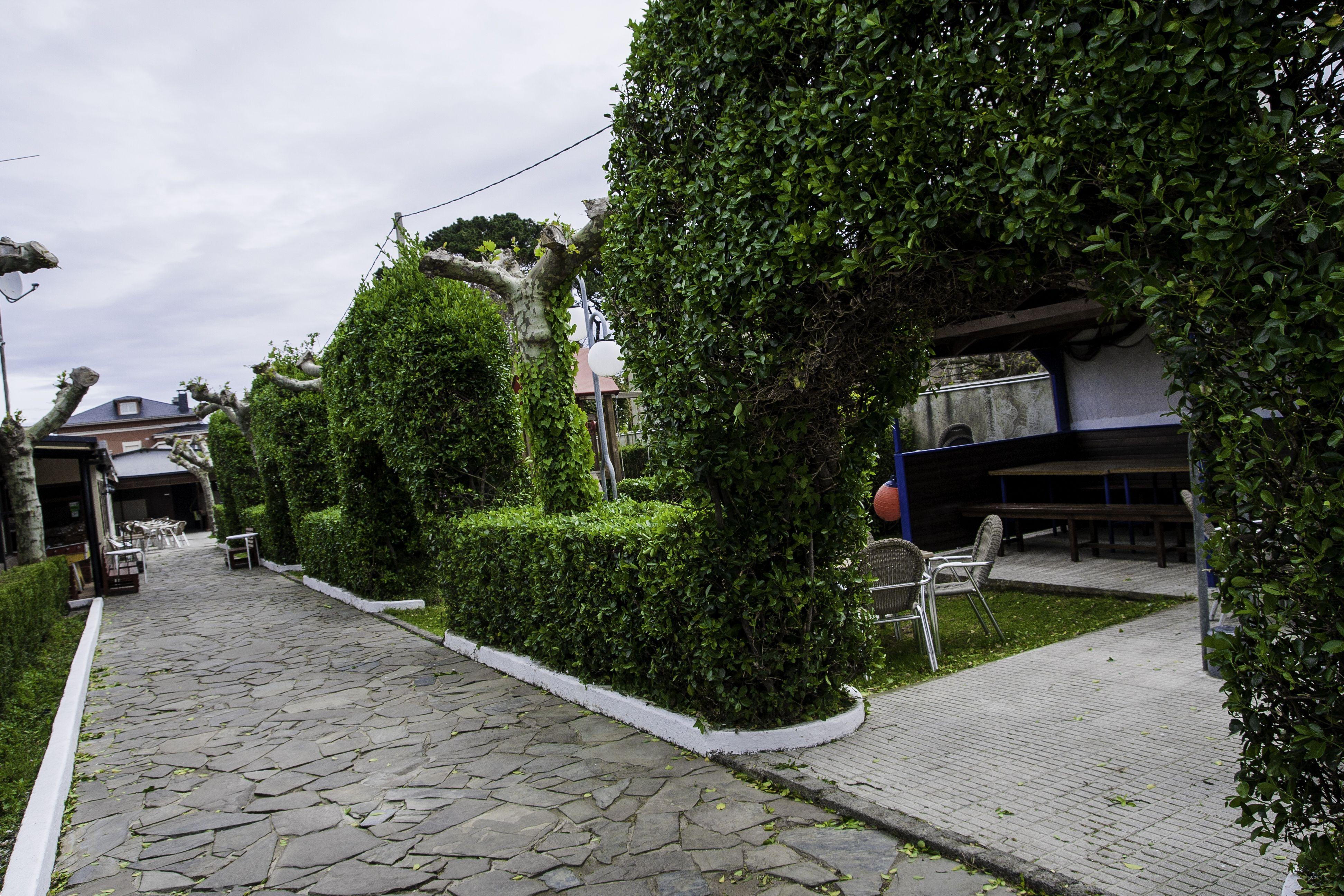 Foto 3 de Cocina asturiana en Luarca | Jardines del Marisol