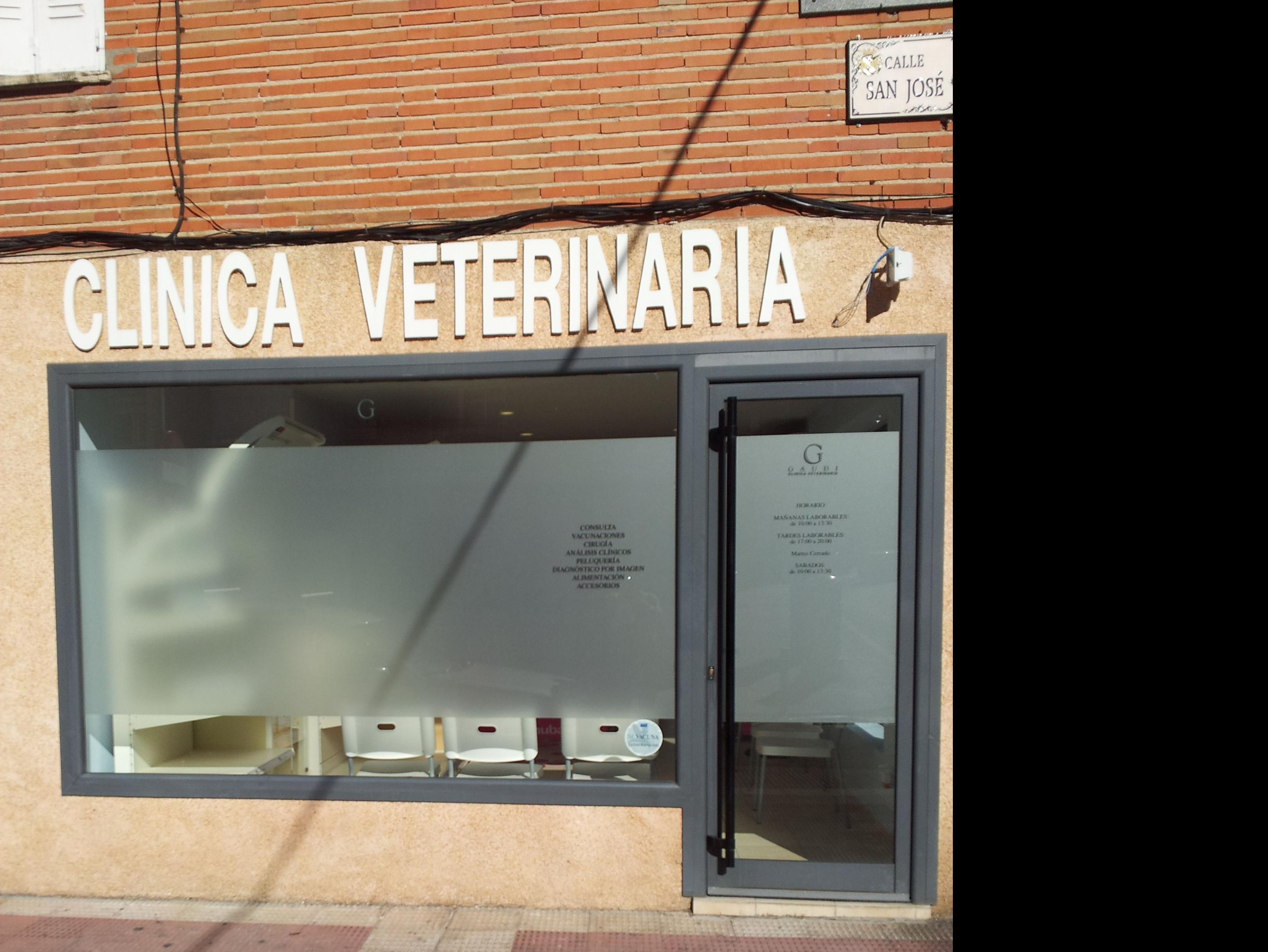 Clínica veterinaria Gaudí en Collado Villalba