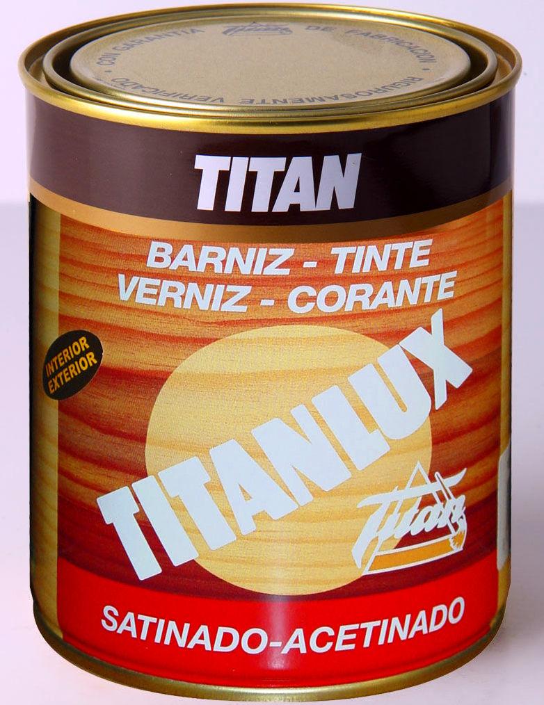 BARNIZ TINTE SINTETICO: Productos de Hiper Pinturas Moratalaz