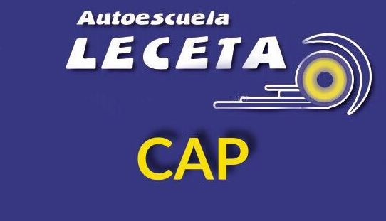 Cursos de CAP de continuidad: PERMISOS de Autoescuela Leceta