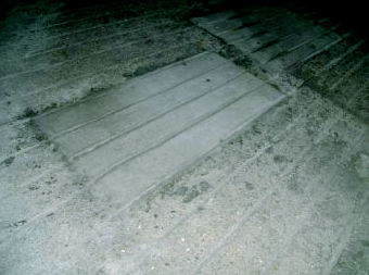 Reparación en pavimento de garaje en Vigo