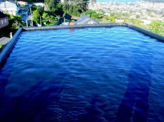 Proba de estanqueidade en Vigo