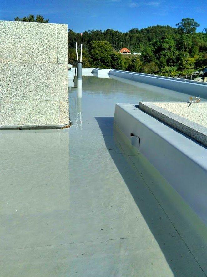 Foto 1 de Pavimentos industriales en Mos | Aplivilca
