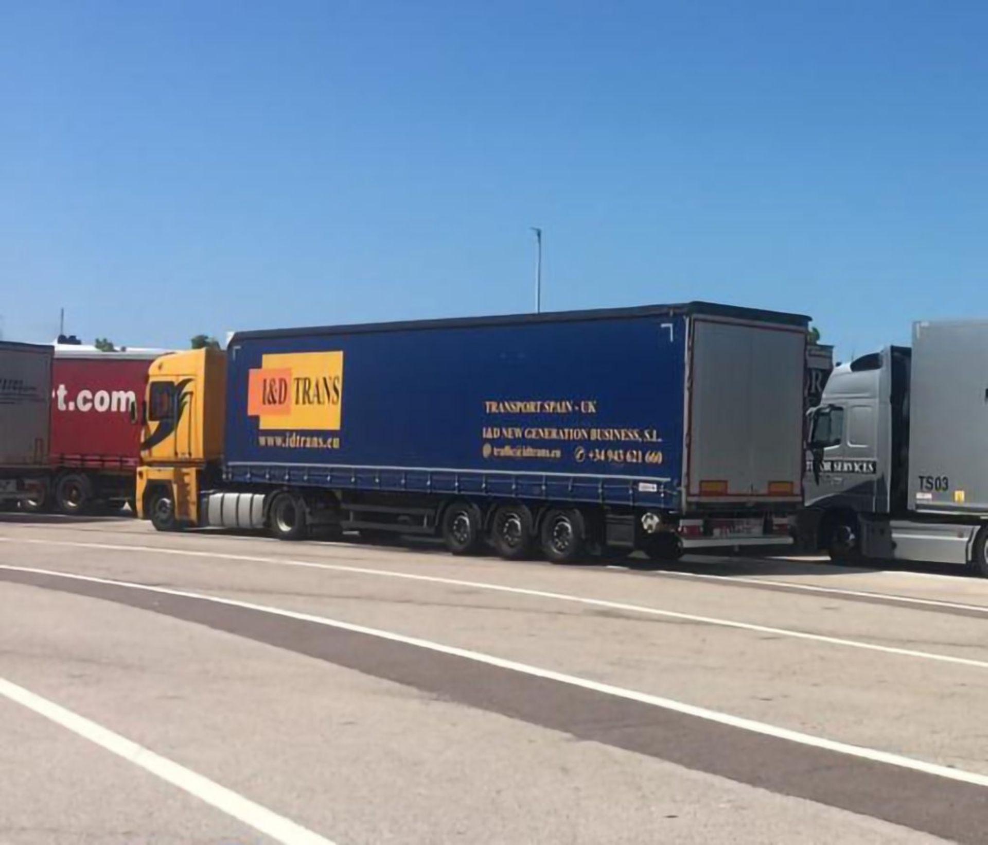 Foto 3 de Transporte internacional de mercancías en Irun | I & D Trans